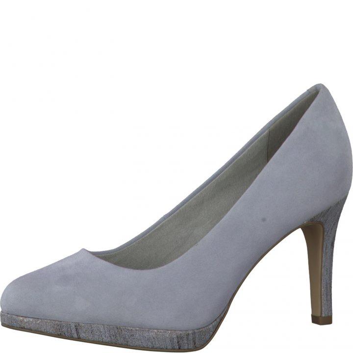Tamaris magassarkú cipő
