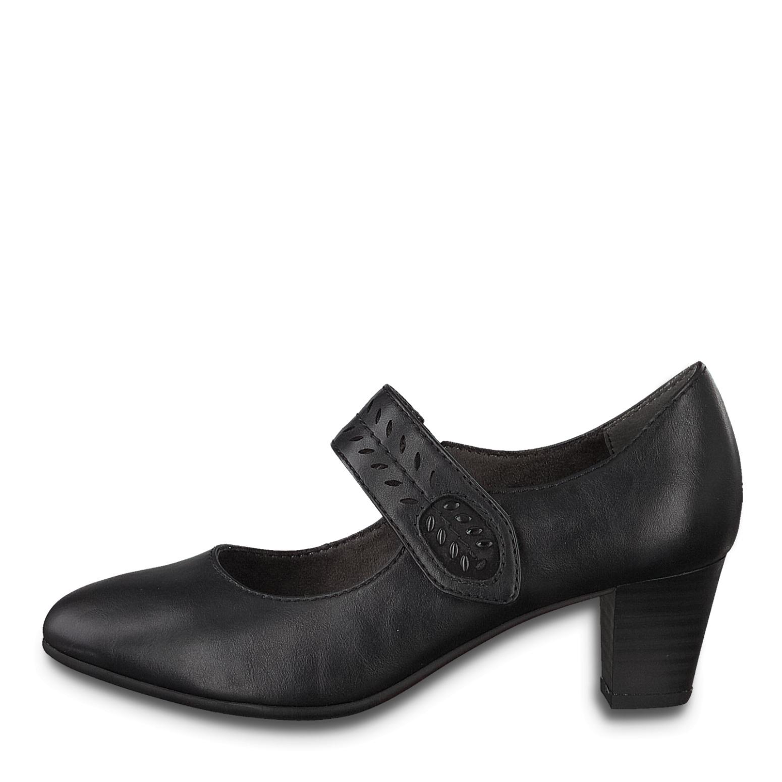 Jana magassarkú cipő