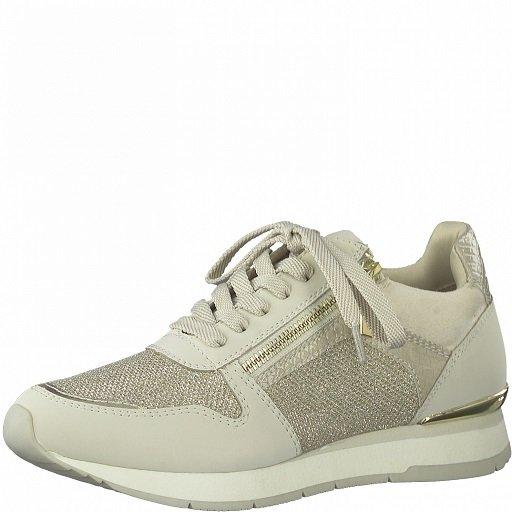Tamaris ivory sportcipő